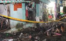 TP.HCM: Dập tắt đám cháy, cảnh sát đau đớn tìm thấy thi thể hai bà cháu trong đống tro tàn