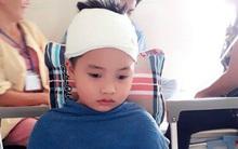 Nước mắt tủi nhục của người cha không mua nổi hộp bánh cho đứa con trai duy nhất bị u não