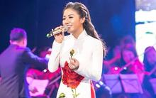 Tạm xa ghế nóng Idol Kids, Văn Mai Hương điệu đà với áo dài