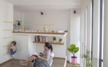 Ngôi nhà 18m² trong hẻm nhỏ