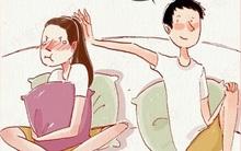 Truyện tranh: Ẩn ý trong lời nói của vợ mà chồng nhất định phải hiểu để hôn nhân yên ấm