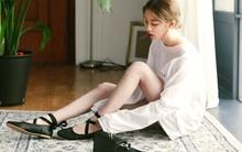 """11 kiểu giày bệt quen thuộc để nàng lựa chọn được đôi giày """"nịnh"""" chân nhất"""