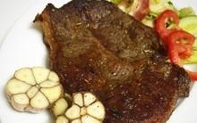 Cuối tuần trổ tài làm bò bít tết theo công thức của đầu bếp nổi tiếng nhất thế giới