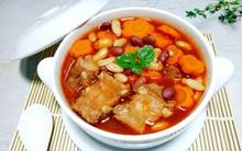 Món ngon cuối tuần: Sườn nấu đậu