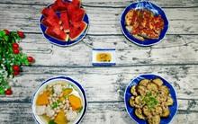 Thực đơn cơm tối ngon miệng dễ nấu chỉ với hơn 80 ngàn