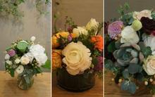 Cách cắm hoa mà dễ dàng thế này thì ai cũng có thể cắm hoa đẹp lung linh!