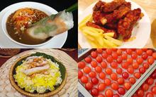 Điểm danh các món ăn