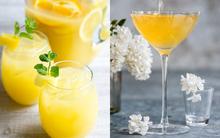 """Cocktail cam chanh với 2 cách làm thật dễ, cực """"đã"""" cho ngày nắng nóng"""
