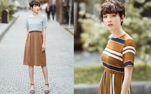 Duyên dáng trọn vẹn cả tuần với những thiết kế váy áo cổ điển đẹp tinh khôi