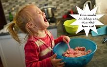 Cười ngất với 1001 lý do khiến đứa trẻ 3 tuổi mè nheo, giận dỗi