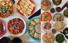 Cận cảnh những bữa cơm ngon mẹ nấu cho con gái đã đi lấy chồng hút ngàn like cộng đồng mạng