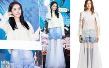Diện cả bộ đồ hơn 40 triệu nhưng Dương Mịch vẫn bị chê mặc xấu