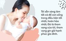 Hoa hậu Thùy Lâm: Tham vọng của tôi là gia đình hạnh phúc