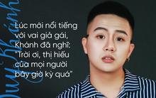 Duy Khánh: Tôi buồn khi ba mẹ phải nghe những lời xầm xì về giới tính của con trai