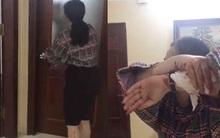 Hà Nội: Phát hiện gái lạ trốn trong tủ, chồng cố thủ, vợ livestream yêu cầu ly hôn