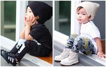Gặp gỡ hot boy nhí 3 tuổi ăn mặc cực phong cách làm chao đảo cộng đồng mạng thế giới