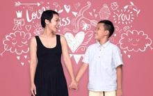 """Thủy Bốp - single mom đi cùng ung thư: """"Valentine này, tôi đủ đầy với tình yêu của Bốp!"""""""
