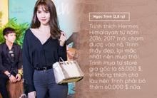 Túi Hermes: Nếu không mua được bằng tiền, thì có thể mua được bằng rất nhiều tiền