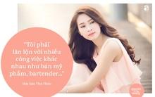 Hoa hậu Đặng Thu Thảo từng làm bartender kiếm sống; Vy Oanh tiết lộ lý do giấu kín ông xã ở Mỹ