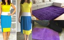 Ham mua hàng online, người méo mặt vì váy nhăn nhúm, kẻ tức tưởi vì thảm mua về chỉ bằng 1/5 phiên bản gốc