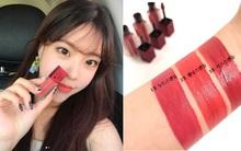 Sau son đỏ 3CE thì con gái Hàn lại mê tít 3 màu son mới của Nakeup Face