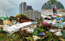 Hà Nội: Cư dân chung cư Nam An Khánh bịt mũi vì núi rác thải hôi thối tấn công suốt 20 ngày