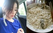 Ở cữ, nàng dâu Hà Nội khóc ngất vì mẹ chồng cho ăn ngày 3 bữa mì nấu cá nguyên vây