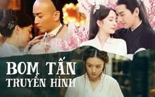 Phim Hoa ngữ 2017: Rộn ràng cuộc chiến của Dương Mịch, Triệu Lê Dĩnh, Tôn Lệ