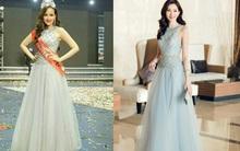 Vừa đăng quang Miss Globe, Khánh Ngân đã bị soi