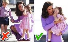 12 cách dạy con của vợ chồng Hoàng tử William cha mẹ nào cũng nên học hỏi