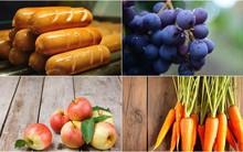 Danh sách những loại đồ ăn dễ gây hóc nghẹn nhất cho trẻ sơ sinh và trẻ nhỏ