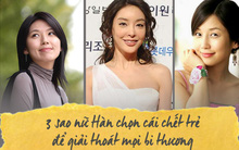 Đang tuổi thanh xuân rực rỡ, 3 sao nữ Hàn đã chọn cho mình một cái chết thật bi thảm