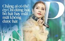 Không ai cấm Chi Pu đi hát, chỉ xin cô hãy bớt gồng mình!