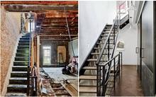 Gợi ý cách cải tạo cầu thang trong nhà vô cùng bắt mắt và ấn tượng