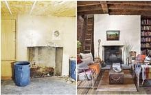 Sau khi được sửa lại, ngôi nhà vùng quê này đã sở hữu phong cách vintage đẹp đến ngỡ ngàng