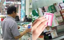 Một tiệm thuốc, 2 vị khách nam: người vét tiền mua thuốc bổ cho vợ, người hỏi thuốc tránh thai 15 nghìn còn chê đắt