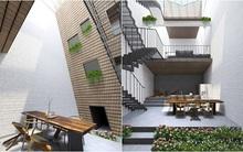 Với 1.5 tỷ đồng, KTS đã hoàn thiện căn nhà ống 3.5 tầng với tổng diện tích gần 300m²