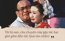 Bị Lê Giang tố đánh vợ đến mức vứt xuống cầu thang, Duy Phương lên tiếng: