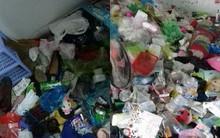 Lại xuất hiện thêm gái xinh ở bẩn nhất hành tinh, đã bùng tiền thuê còn biến nhà trọ thành bãi rác