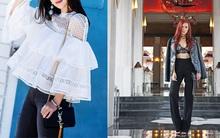 Street style các quý cô châu Á: Vừa điệu đà vừa sexy hết nấc!