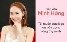 Minh Hằng muốn bao bọc bạn trai trong bóng đêm; Hoa hậu Dương Mỹ Linh phản ứng lạ với vợ cũ Bằng Kiều