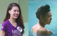 Thí sinh Hoa hậu Hoàn vũ lúng túng nói tiếng Anh; Phim Việt gây tranh cãi vì diễn viên không mặc nội y
