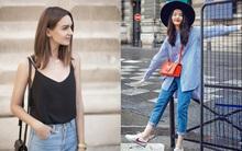 5 kiểu áo hè cứ diện cùng jeans/legging là chỉ có đẹp trở lên
