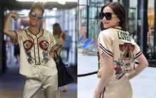 Hà Hồ, Celine Dion đụng hàng cả cây Gucci, ai mặc đẹp hơn?
