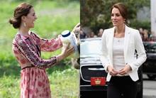 Trong các nhân vật Hoàng Gia liệu có ai có phong cách bình dân, gần gũi như Công nương Kate