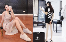 Street style sao Việt: Kỳ Duyên khoe chân dài bất tận, Angela Phương Trinh mặc váy xinh nhưng lại ngồi kém duyên