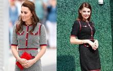 Các tín đồ mê mệt váy áo của Công nương Kate, giờ đây có thể dễ dàng mua những