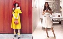 Điệu nhất street style sao Việt tuần này chắc chắn là Phạm Hương và Hà Hồ rồi!