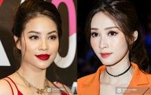 Thu Thảo & Phạm Hương - 2 nàng Hậu dẫn đầu trong Top mỹ nhân trang điểm đẹp nhất VIFW 2017
