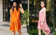 Trời nắng nóng, quý cô 2 miền cùng rủ nhau diện váy suông rộng siêu bay bổng